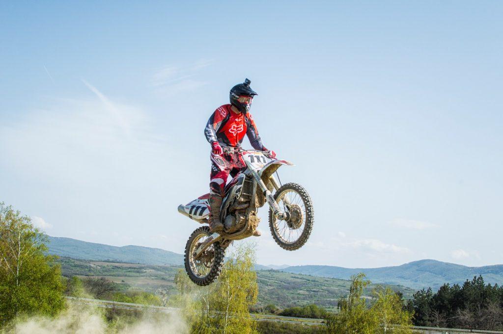Спортна фотография - Motocross