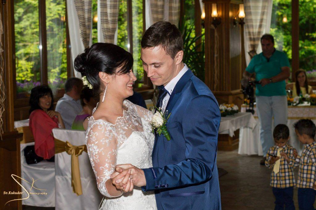 Сватбена фотография - Диляна и Деян