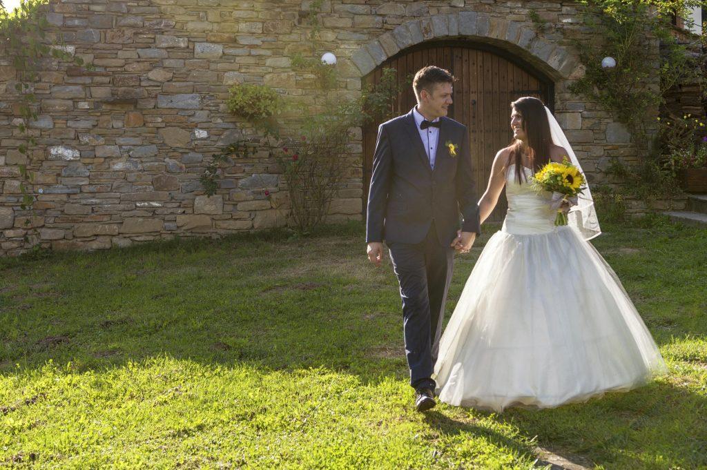Сватбена фотография - Таня и Александър