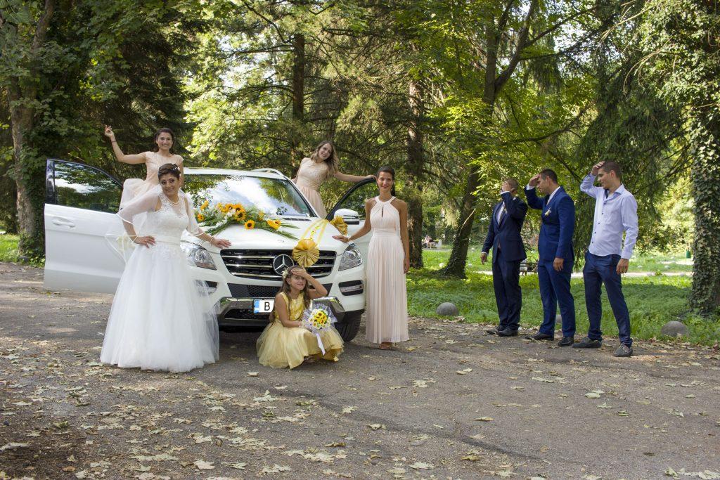 Сватбена фотография - Деси и Антон