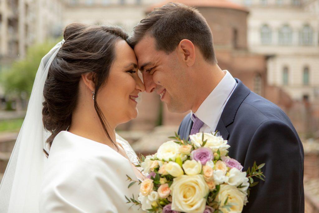 Сватбена фотография - Краси и Владо