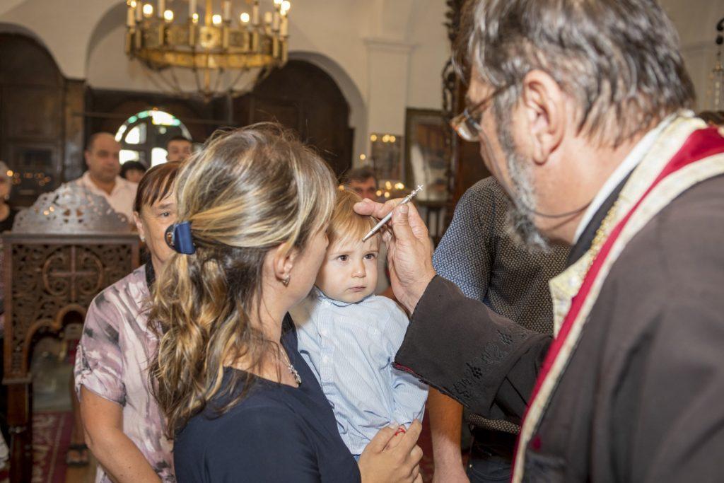 Свето Кръщение Калоян