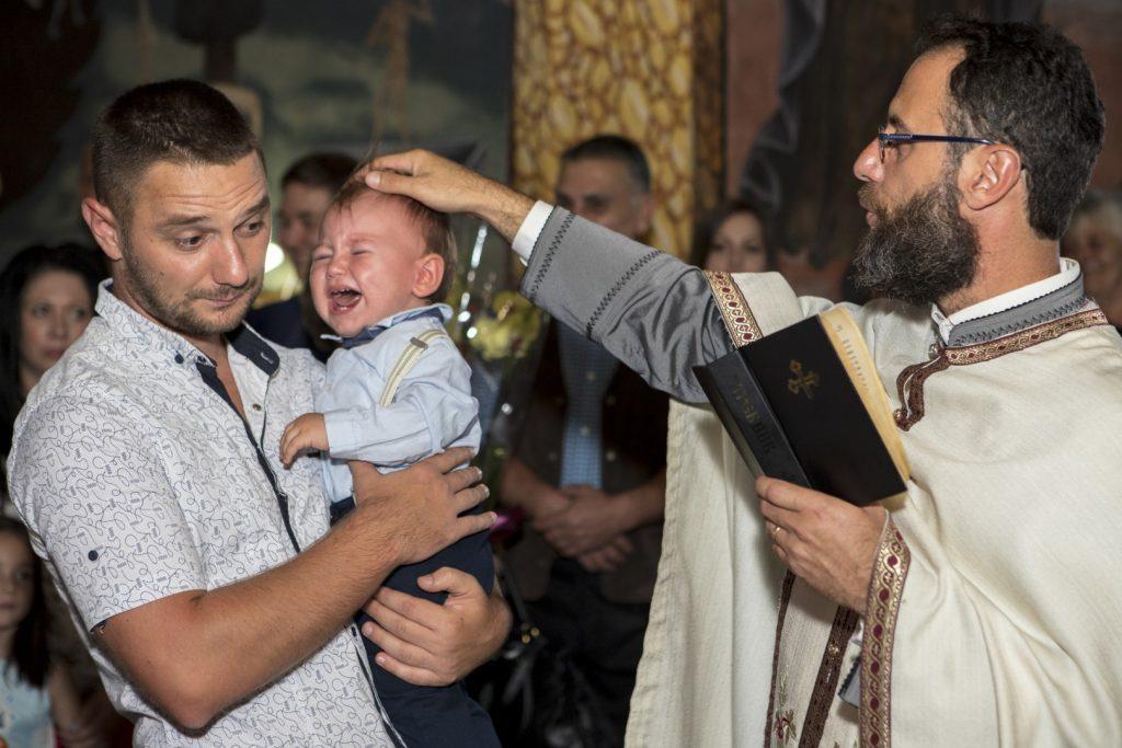 Свето Кръщение Криси