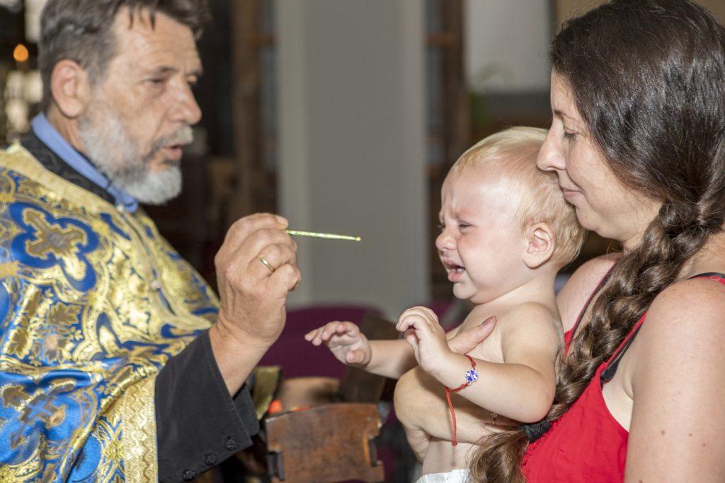 Свето Кръщение Симеон