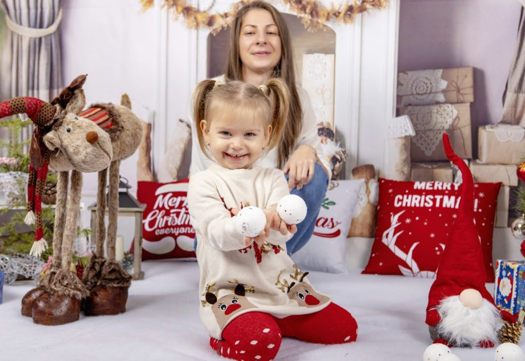 Коледна Фотосесия - Вълшебен Миг