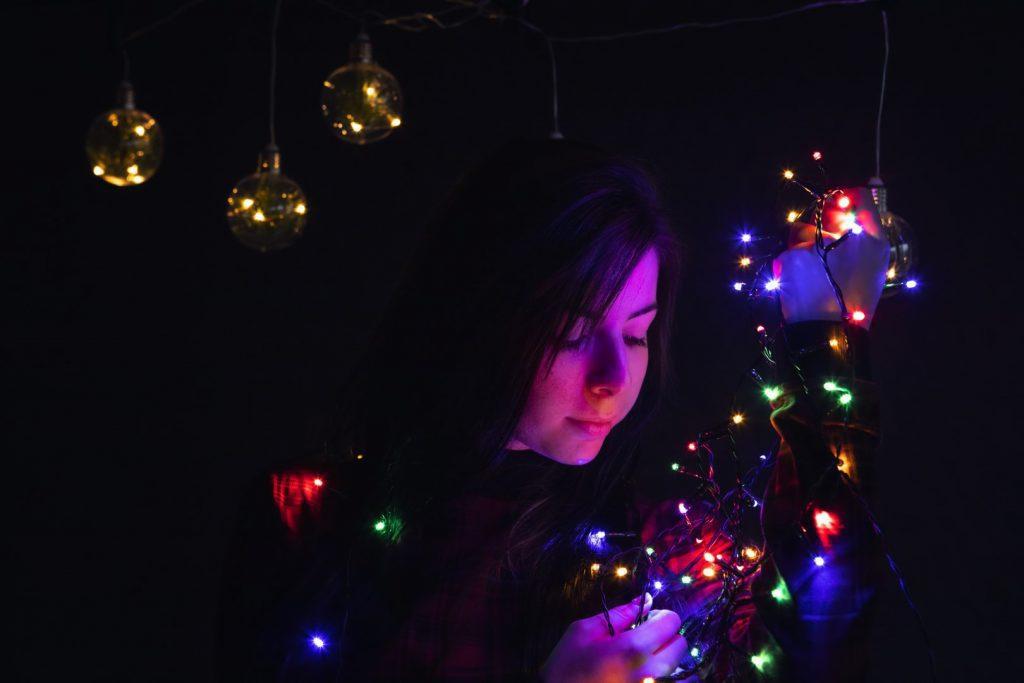 Коледна Фотосесия Милица