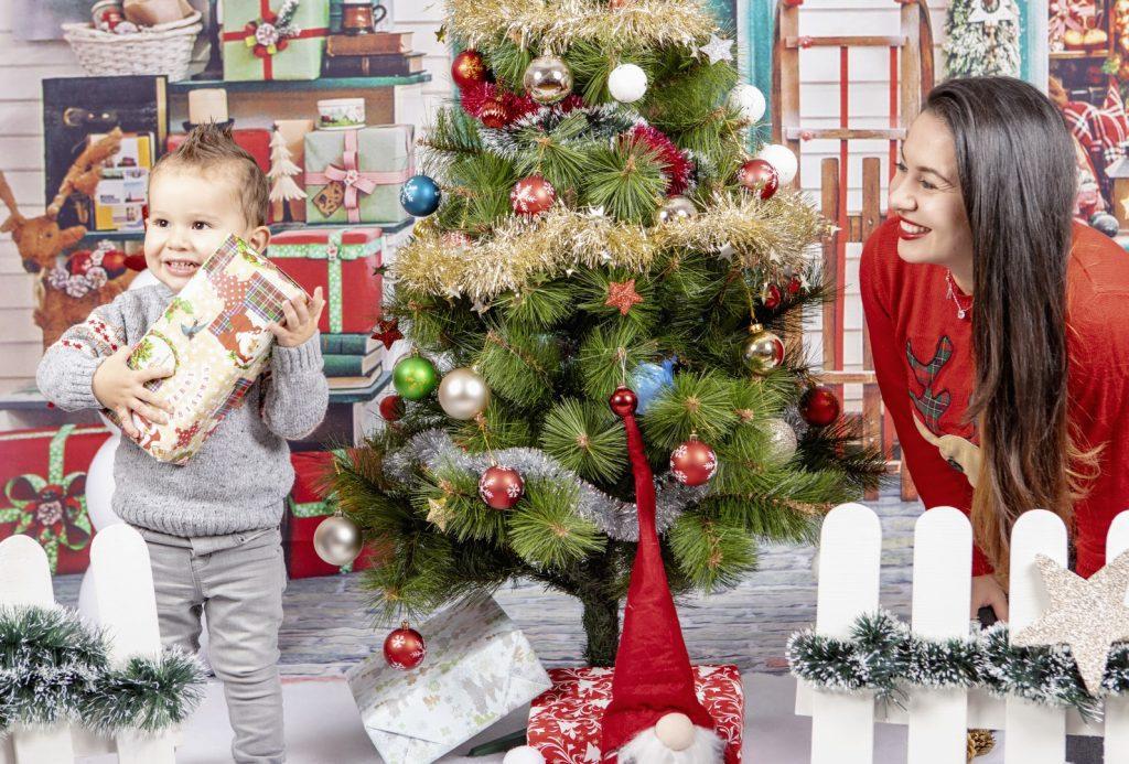 Коледна Фотосесия - Семейство Топалови