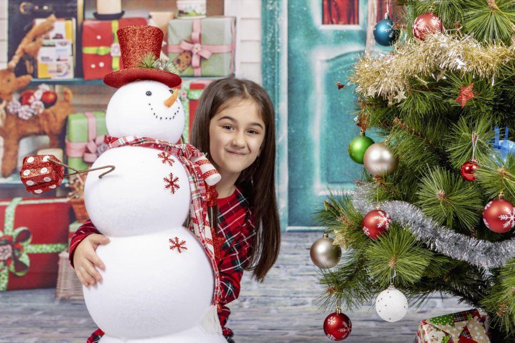 Коледна Фотосесия - Семейство Богданови