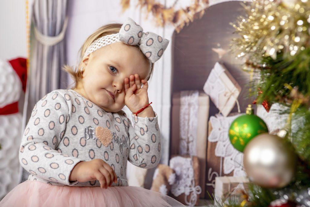 Коледна Фотосесия - Семейство Добреви