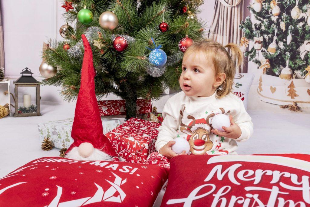 Коледна Фотосесия - Семейство Косеви