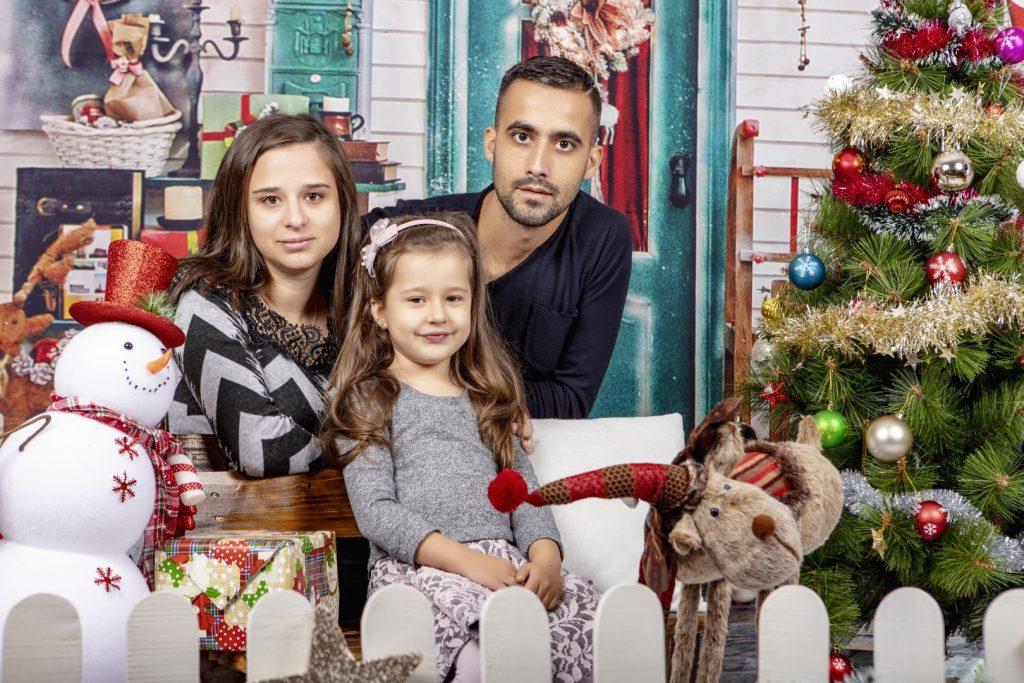 Коледна Фотосесия - Семейство Тодорови